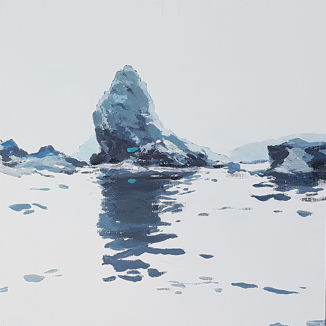 Mediterráneo Serie Els Pallers 4 Javier Barco 50 x50 cm