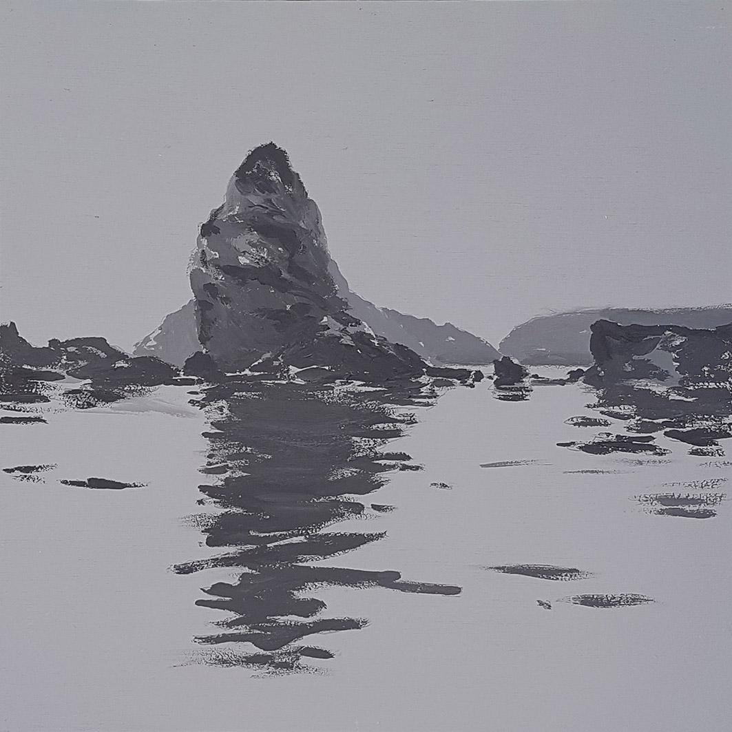 Mediterráneo Serie Els Pallers 5 Javier Barco 50 x50 cm