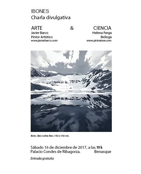 Exposición Ibones Javier Barco
