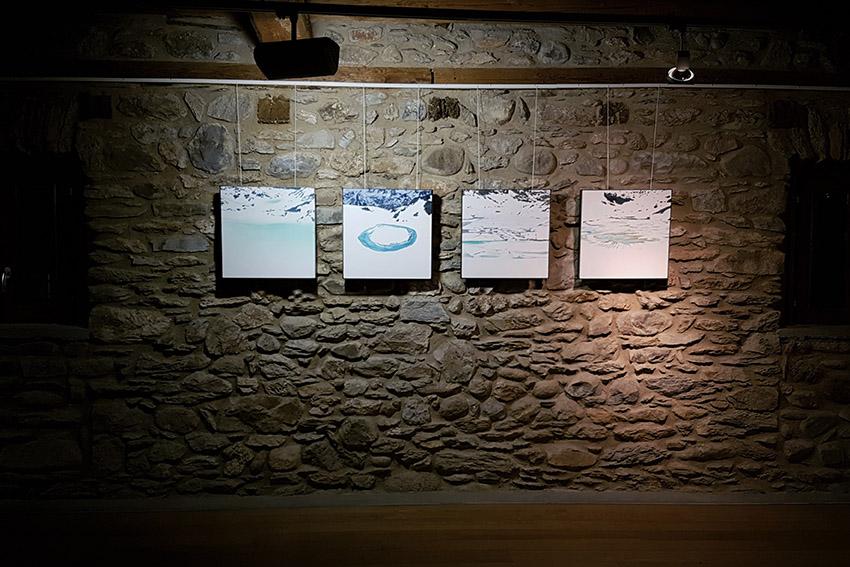 Exposición Ibones de Javier Barco