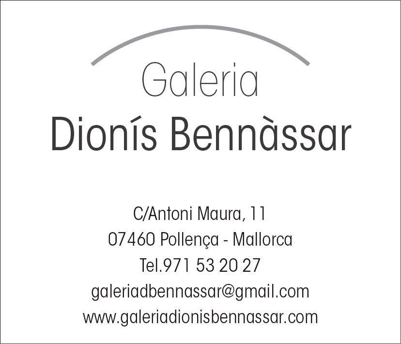 Galería Dionís Bennassar